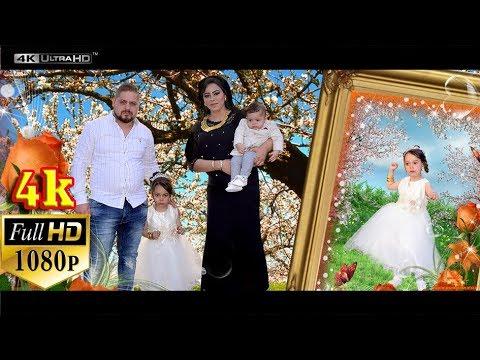 Nazmiye nin Dogum gunu kutlamasl tarih 22 04 2018 YL 4K