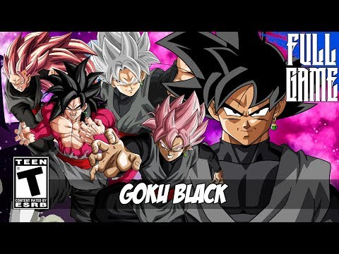 GOKU BLACK STORY MODE - DBXV2 MOD [PC - HD]
