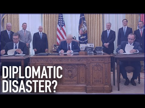 What was the KOSOVO SERBIA Agreement? // And why was includi