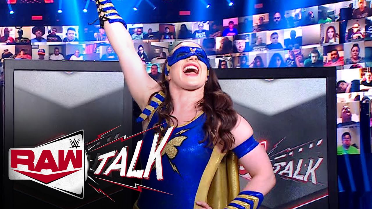 Download Nikki Cross explains her new look to the WWE Universe: Raw Talk, June 21, 2021