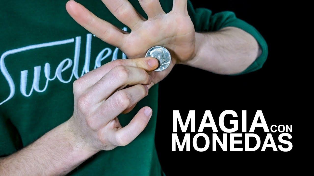 Trucos de magia con monedas fáciles de aprender