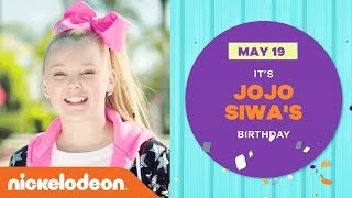 'Happy Birthday, Jojo Siwa!' Official Tribute Music Video feat. 'Kid In A Candy Store'   Nick