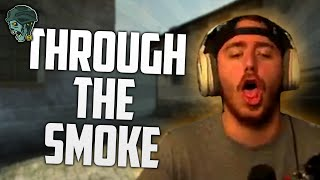 THROUGH THE SMOKE (Counter-Strike: Global Offensive)