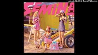 Release date: 7.10.18 artist: 구구단 세미나 (gugudan semina) album: single album 'semina' tracklist: 1. 샘이나 (semina) *title 2. ruby heart 3. (instrume...