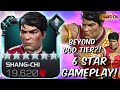 6 Star Shang-Chi First Gameplay - A BEYOND GOD TIER UTILITY BEAST!!! - Marvel Contest of Champions