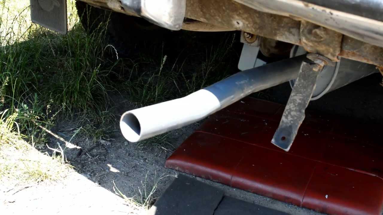 Разборка передней подвески Газ 3110 и снятие пружин без съёмника