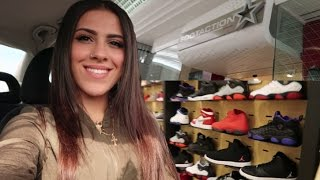 Mall Vlog | Sneaker Shopping for Cyber Monday 3's & More!!!