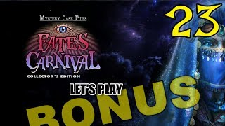 Mystery Case Files 10: Fate's Carnival CE [23] w/YourGibs - LIBRARY CLOSED BOOK - BONUS (3/6)
