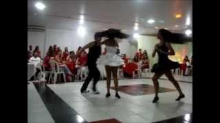 ítalo barbalho, Bia Monteiro e Daniela Bitencourt