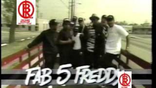 Ice Cube-NWA with Fab 5 Freddy