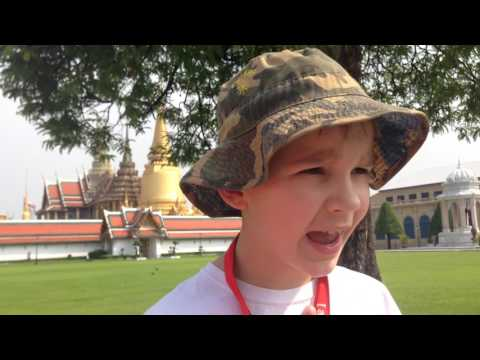 Tips for the Grand Palace in Bangkok