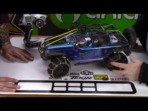 Joe Warner Axial SCX10 - Rig Review