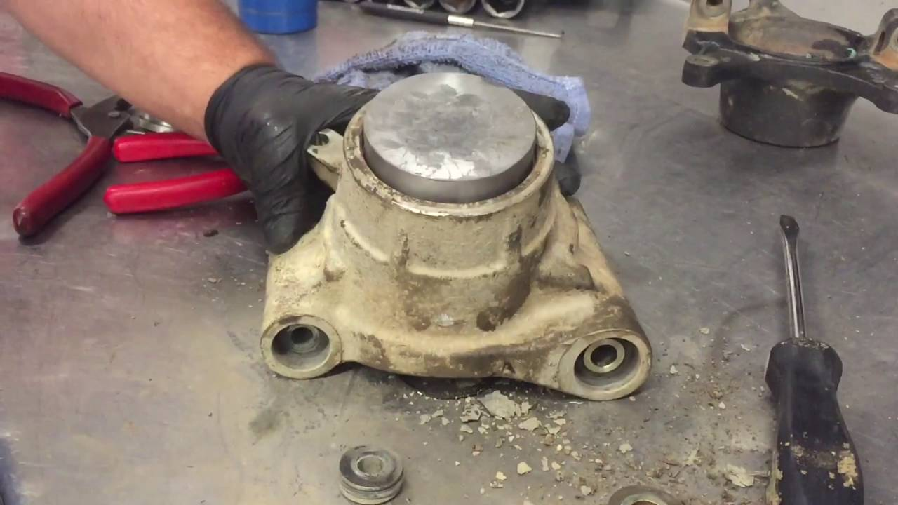 Polaris Ranger Xp 900 >> Polaris RZR Wheel Bearing Pusher by KMK Offroad - YouTube