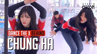 CHUNG HA(청하) 'Gotta Go(벌써 12시)' (Behind) l [Dance the X]