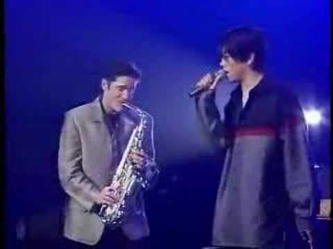 Park Hyoshin &Dave Koz - The Dance