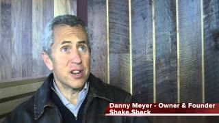 Shake Shack Owner, Danny Meyer, and CEO, Randy Garutti