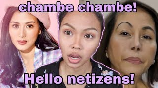 CHAMBE like ALEX GONZAGA! PARANG MOMMY PINTY