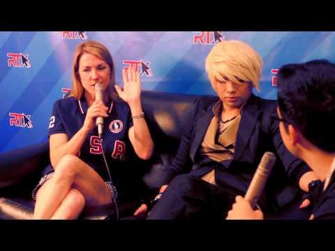 RTX 2013: Monty Oum and Kathleen Zuelch Interview