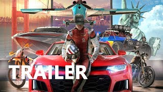 The Crew 2 - Reveal Trailer E3 2017  Ubisoft Conference
