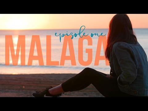 2017 Travel Vlog  Arriving in Malaga  Episode 1