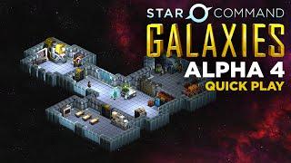 Star Command Galaxies Alpha 4 Playthrough