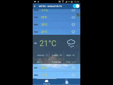 Free Local Weather Forecast - Apps on Google Play