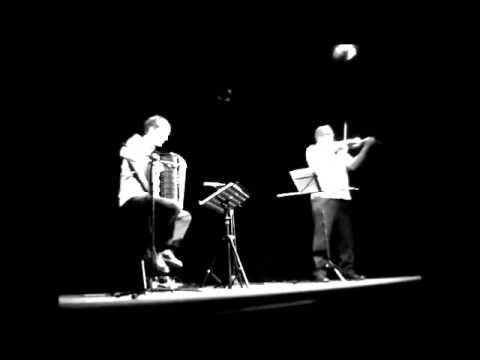 Les Cascadeurs- Oblivion (Astor Piazzolla)