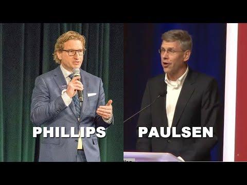 MN CD3 Debate: Erik Paulsen and Dean Phillips