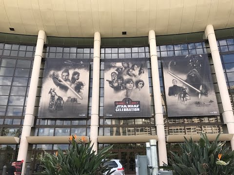Star Wars Celebration Orlando Day 0: Meeting BB-8, Lines Start At The OCCC, & Rebel Force Radio