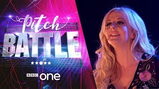 Car Wash/Cake By The Ocean/Uptown Funk/Wake Me Up/Roar/Here I Go Again - Pitch Battle | BBC One
