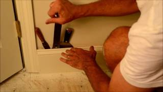How to Carefully Remove Baseboard Trim Video
