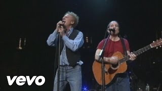 Simon & Garfunkel - The Sound of Silence (from Old Friends)