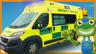Ambulances For Children | Gecko's Real Vehicles
