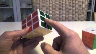 Rubiks Square Box Tutorial German 1