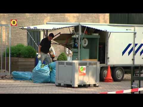 Verslaggever Mattijs Smit over de inval bij de manege in Hulten