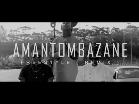 Robin ThirdFloor - Amantombazane (Freestyle) Promo Video