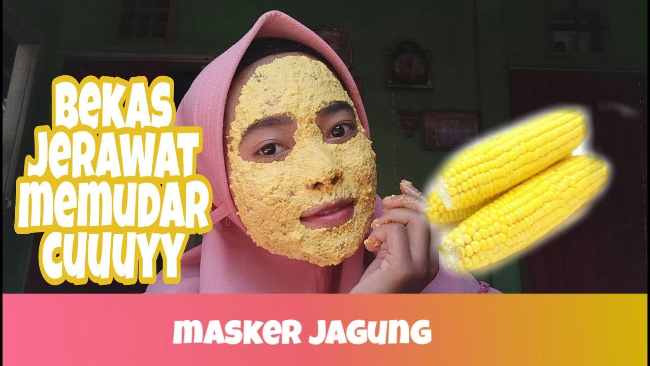 Cara Membuat Masker Jagung Untuk Menghilangkan Bekas Jerawat