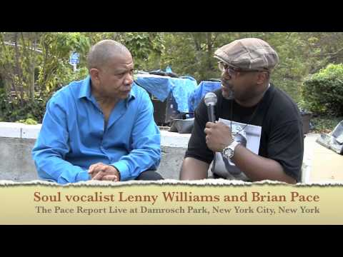 "The Pace Report: ""Still In The Game"" The Lenny Williams Interview"