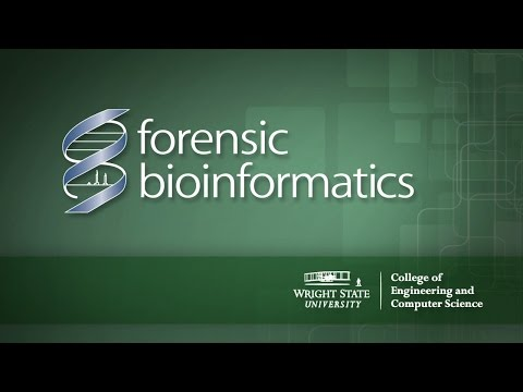 Automating DNA analysis: Forensic Bioinformatics, a Wright State start-up success