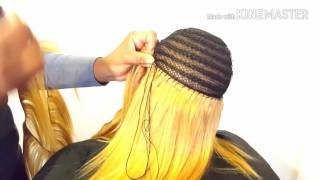 Watch How!Sew in Full Weave!Protective  Style!Tips And Tricks