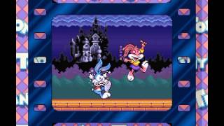 SNES Longplay [368] Tiny Toon Adventures - Buster Busts Loose (a)