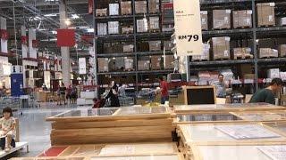 Ikea Cheras, Second Ikea Store In Malaysia & Largest