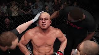 UFC 3 Tito Ortiz VS Chuck Liddell
