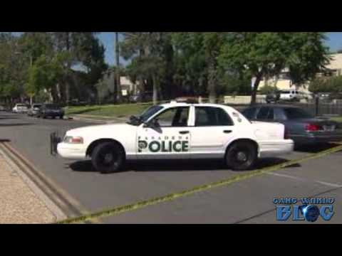 4 suspects arrested with ties to gang-related shootings (Pasadena)