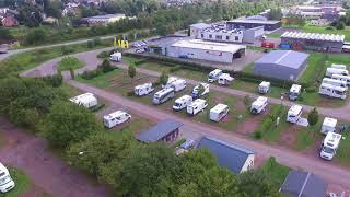 Heute sind wir auf dem Reisemobilpark Saarburg Am Saarufer 18, 54439 Saarburg
