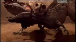 Поле битвы Доисторический мир Сражения динозавров Документальный фильм