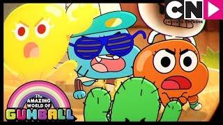 Gumball Türkçe | Suç | Çizgi Film | Cartoon Network Türkiye