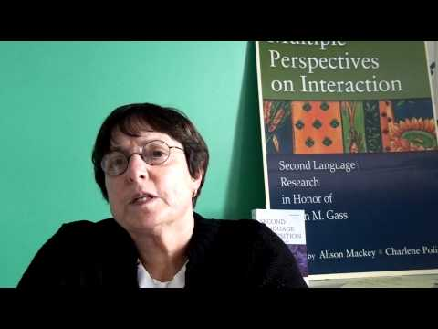 Sue Gass - Second Language Acquisition from Routledge