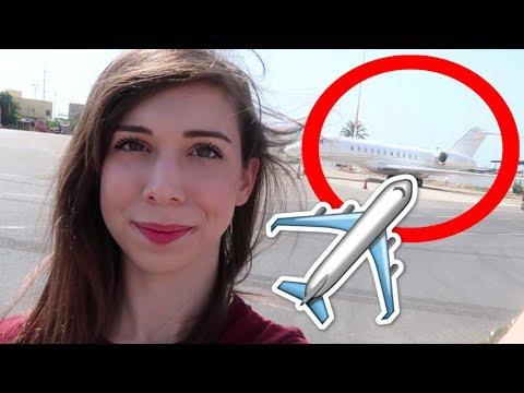 ולוג טיסה | מפתיעה צופה ועושה אתכם אסקייפ רום במלון!!!