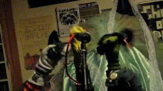 Squat Puppets - I love you like I love myself